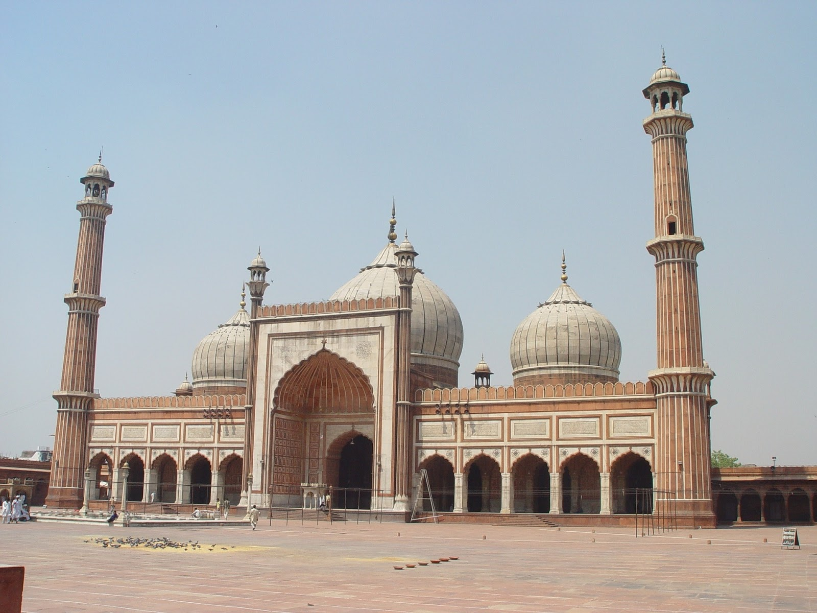 The Largest Mosque