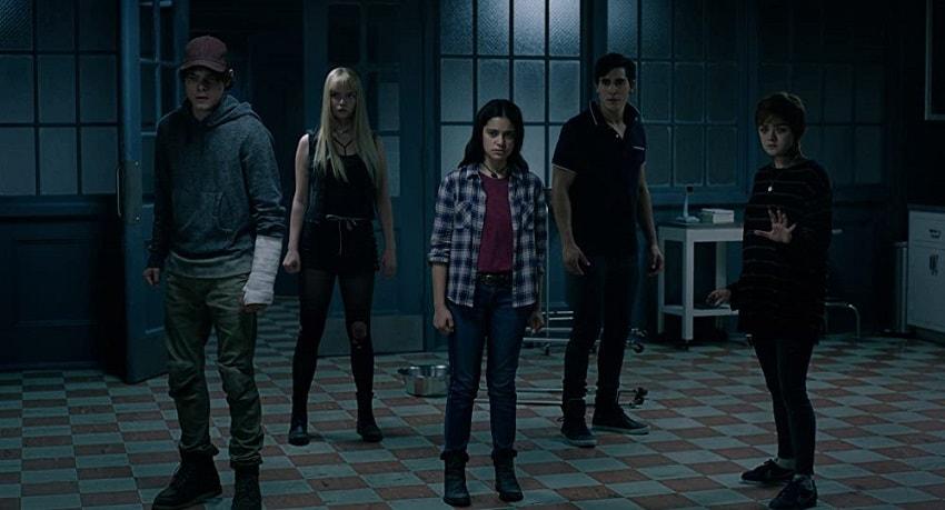 Рецензия на фильм «Новые мутанты» - плохой хоррор про юных Людей Икс - 01