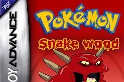 Pokemon Snakewood Version GBA Free Download