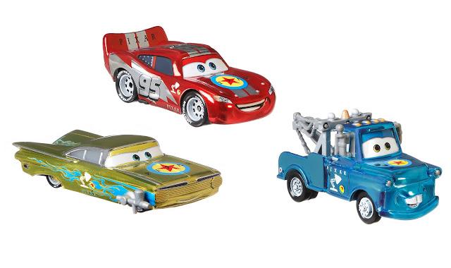 Pixar Fest Diecast Cars Exclusive to Target Stores