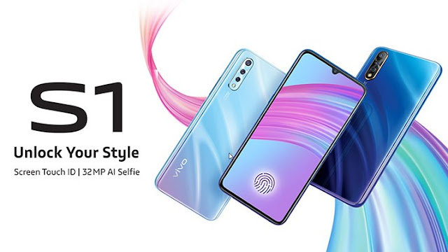 Vivo S1 Smartphone Stylish