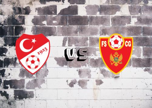Turquía vs Montenegro  Resumen