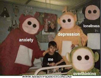 Me in depression