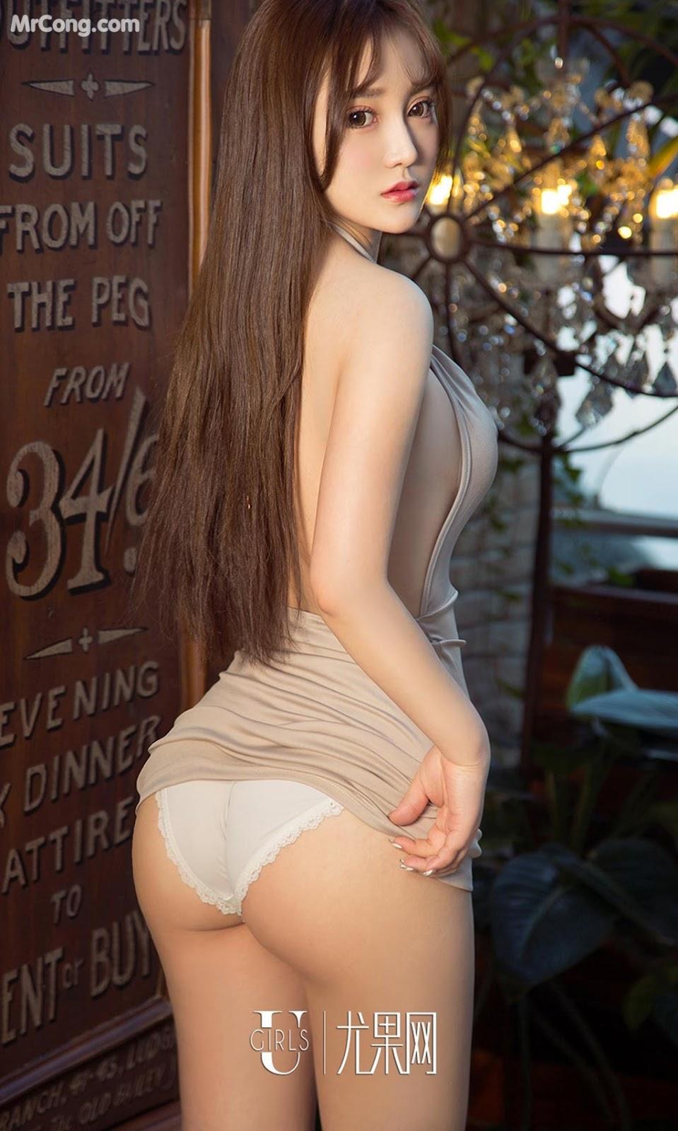 Image UGIRLS-Ai-You-Wu-App-No.997-Jin-Zi-Lin-MrCong.com-010 in post UGIRLS – Ai You Wu App No.997: Người mẫu Jin Zi Lin (金梓琳) (40 ảnh)