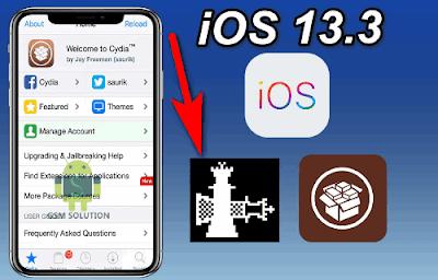 How to Jailbreak iPhone-iPod & iPad ios13.3 Macos & Windows