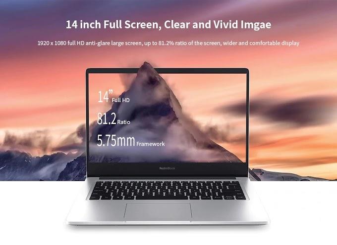 Xiaomi RedmiBook Laptop 14 Inch AMD Ryzen