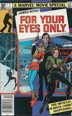 For Your Eyes Only #1, Marvel Comics
