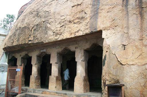 Lalitankura Pallava Griham, Trichy Cave Temple