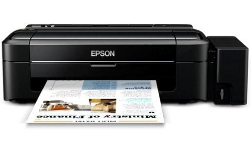 Free Download Epson L300 Printer Driver for All Windows Version