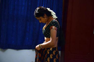 Desi Telgu Girl Sexy Stills