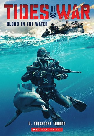 Blood in the Water by C. Alexander London (5 star review)