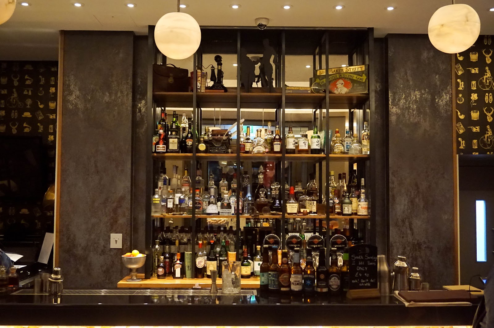 Mayfair's local Smith & Whistle