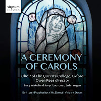 A Ceremony of Carols - Signum Classics