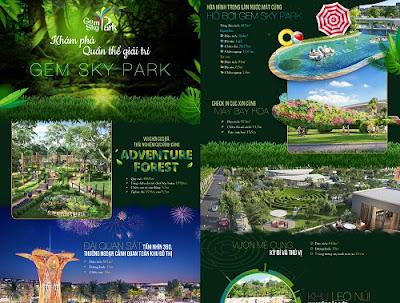 Công viên Sky Park Gem Sky World