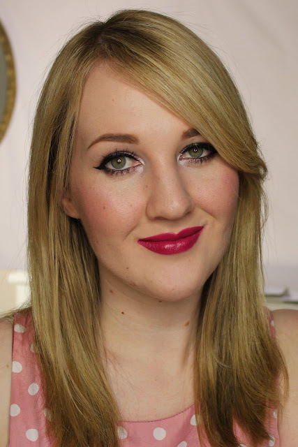 MAC Monday: Prabal Gurung - Ultramarine Pink Lipstick Swatches & Review