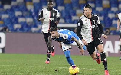 """Video Napoli 0-0 Juventus: Nghẹt thở loạt """"đấu súng"""", cú sốc Ronaldo"""