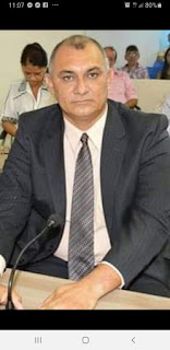 Wilson Nascimento confirma pre-candidatura a vereador na cidade de Sapé PB.