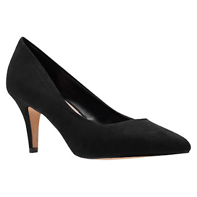 Carvela kairo Suede court shoes