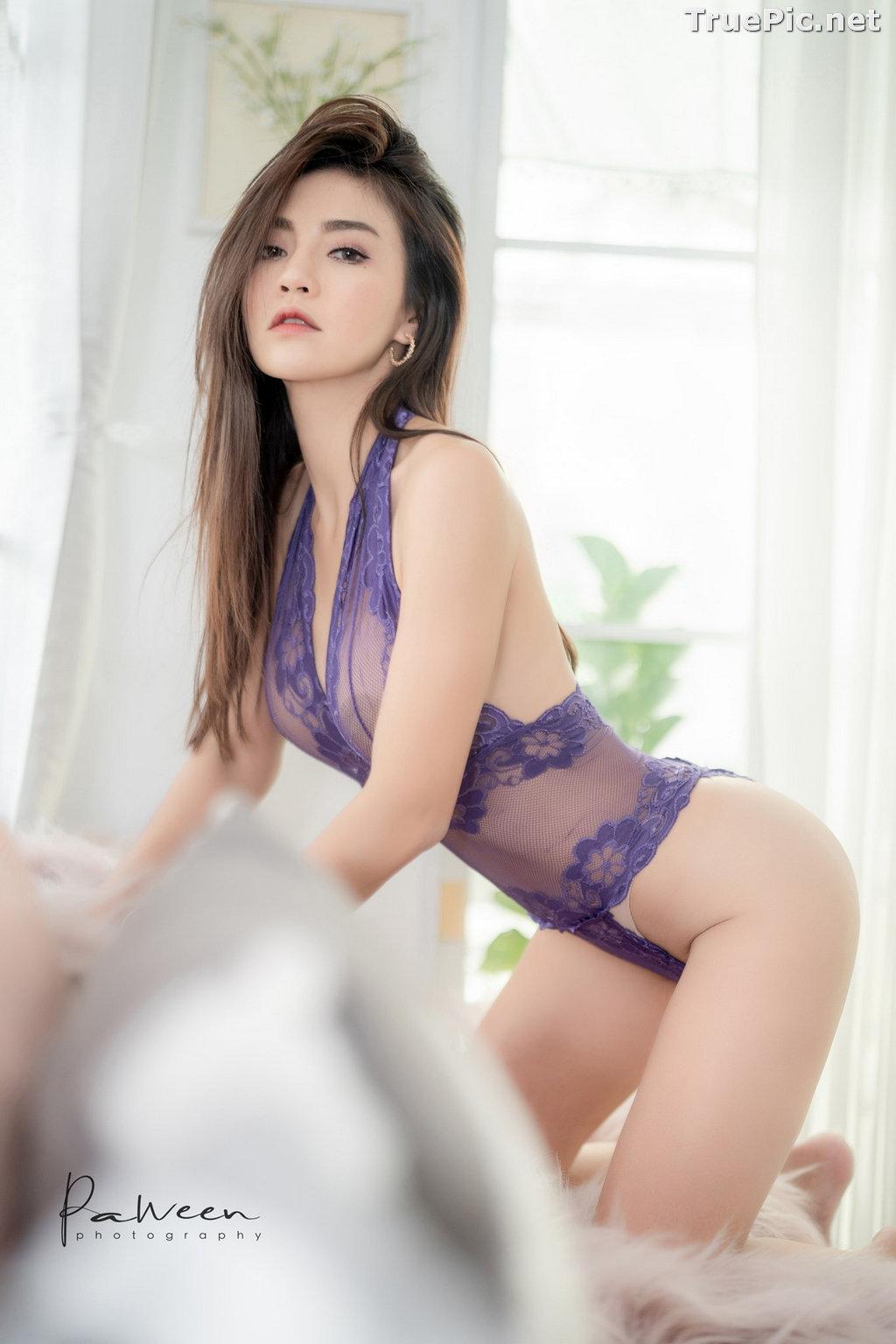 Image Thailand Model - Ladapa Ratchataamonchot - Sexy Garden - TruePic.net - Picture-3