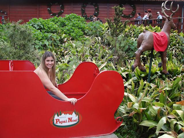 Aldeia do Papai Noel, Gramado.