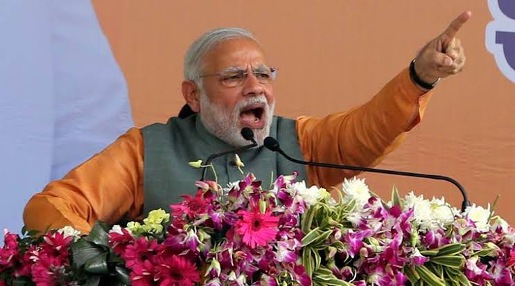 BJP to carry out relief work in one lakh villages across the country on the occasion of the seventh anniversary of Modi government