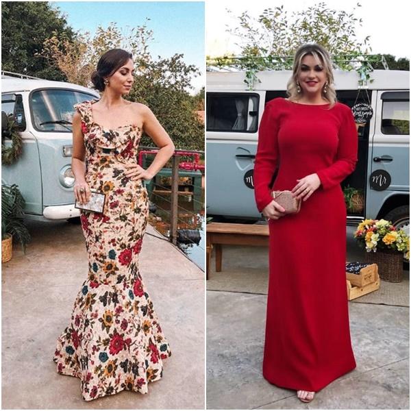 Casamento Niina Secrets: Look das Convidadas Fran Alice Salazar Vestido Festa