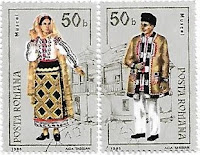 Selos trajes típicos de Muscel
