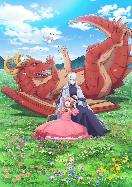 El anime Dragon, Ie wo Kau