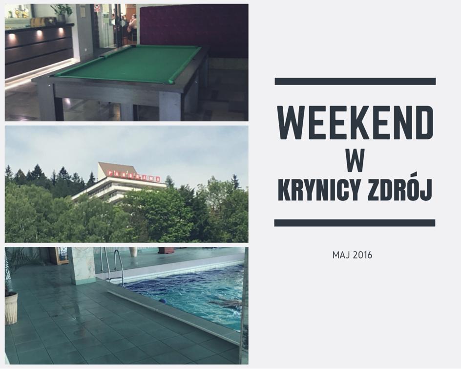 Hotel Panorama - Krynica Zdrój - czyli jak zorganizować sobie wyjazd na długi weekend