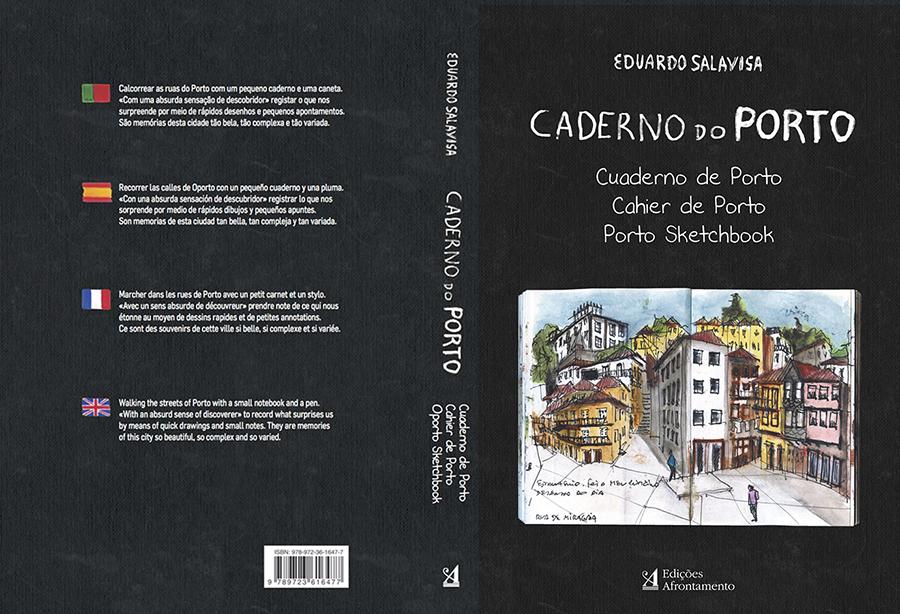 Porto Sketchbook Urban Sketchers