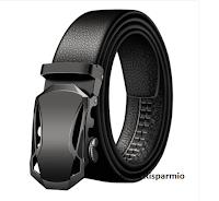 Con DokiShop vinci gratis una elegante cintura con fibbia automatica