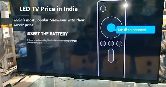 Tv Price in India