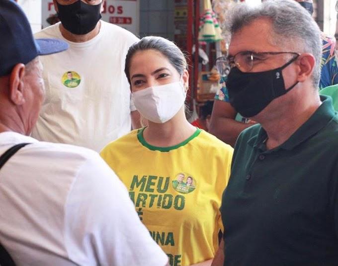 MPE opina por negativa do registro de candidata a vice de Bolinha