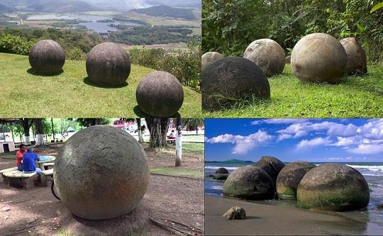 Gizem : Kosta Rika'nın Taş Küreleri