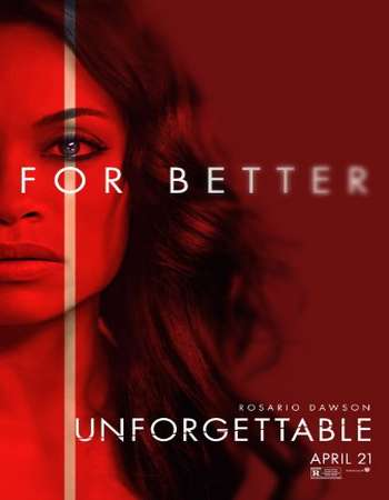 Unforgettable 2017 Full English Movie BRRip Download