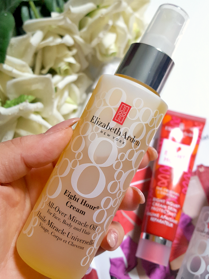 Review: Elizabeth Arden - All Over Miracle Oil - 100ml - 29.99 Euro -Madame Keke The Luxury Beauty and Lifestyle Blog
