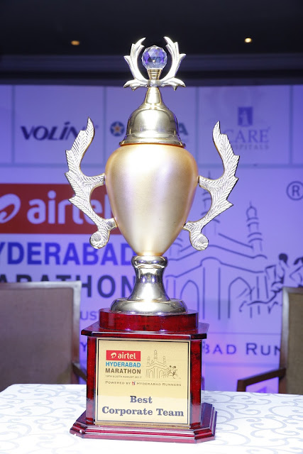 Over 20,000 to run 7th Airtel Hyderabad Marathon