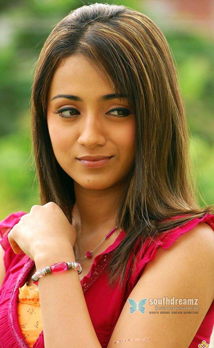 Cute Girls : Trisha Krishnan