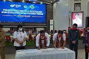 BENNY RHAMDANI Beraksi, Dua Kepala Daerah Di Sulut Digaet