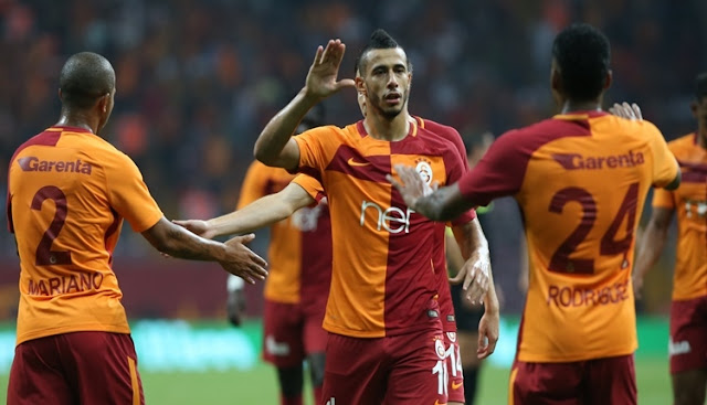 İstatistiklerde de lider Galatasaray!