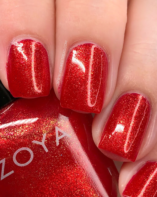 Zoya Celi Splash Collection 25 Sweetpeas