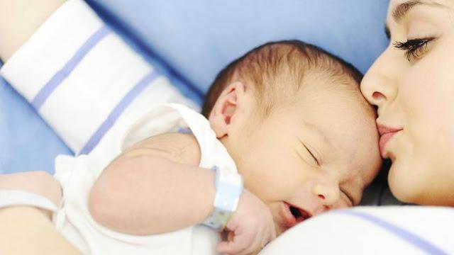 Tips Agar Bayi Bisa Cepat Tidur