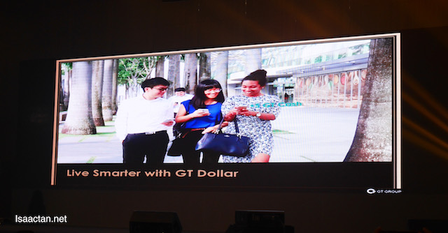 Live Smarter with GT Dollar
