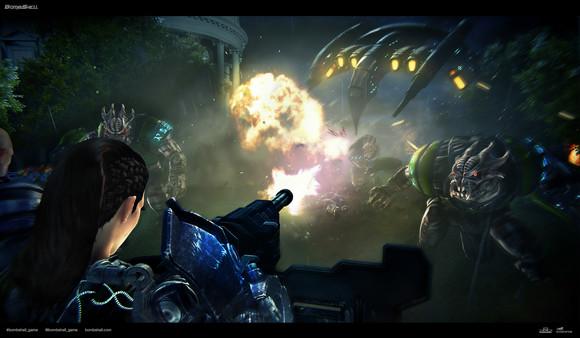 Bombshell PC Game