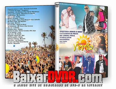 Agita Verão (2017) DVD-R