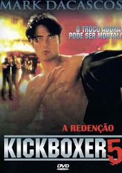 Kickboxer 5: A Redenção Dublado