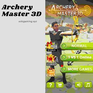 Archery Master 3D mode