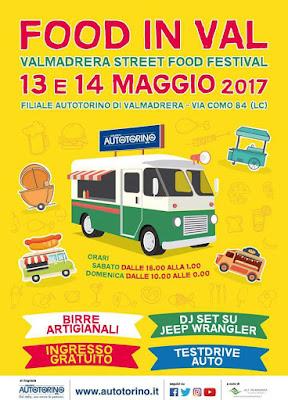 Food in Val 13-14 maggio Valmadrera (LC)