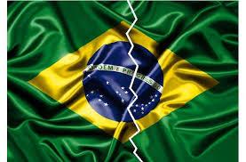 O Brasil está dividido