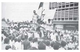Isi TRITURA (Tri Tuntutan Rakyat) dan Pahlawan Ampera